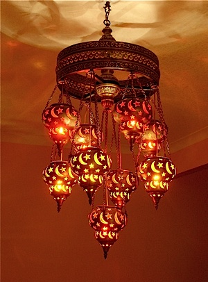 Turkish Chandeliers