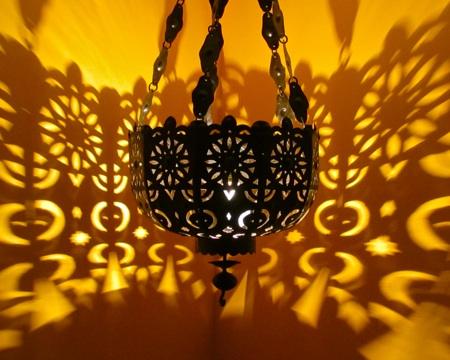 Moroccan iron chandeliers aloadofball Image collections